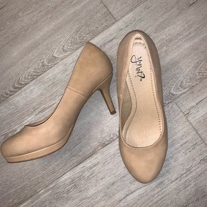 Like New Nude Heels